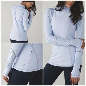 Lululemon Warm It Up Long Sleeve Ruched Shoulders